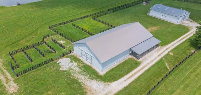921 Thatchers Mill Road, Paris, KY 40361 (MLS #20009819) :: Better Homes and Garden Cypress