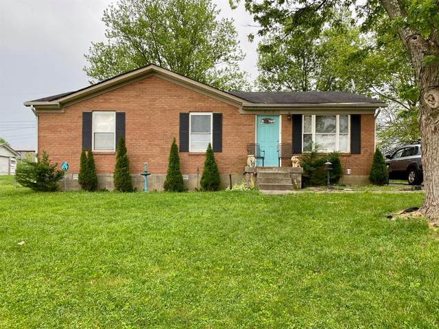 215 Static Road, Paris, KY 40361 (MLS #20009829) :: Better Homes and Garden Cypress