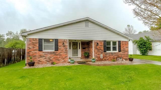 411 Center Street, Berea, KY 40403 (MLS #20009963) :: Better Homes and Garden Cypress
