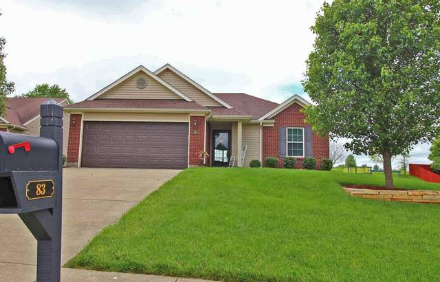 83 Shannon Place, Shelbyville, KY 40065 (MLS #20010006) :: Nick Ratliff Realty Team