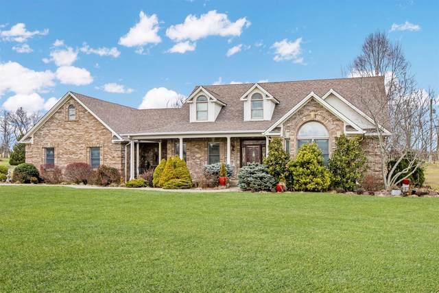 125 K-Leigh Drive, Harrodsburg, KY 40330 (MLS #20010249) :: Shelley Paterson Homes | Keller Williams Bluegrass