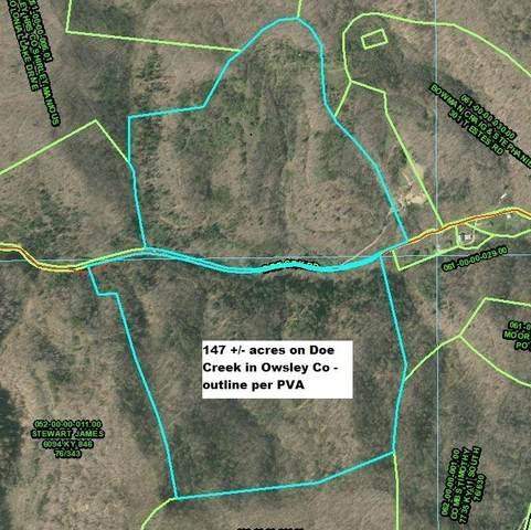 574 Doe Creek Rd, Booneville, KY 41314 (MLS #20010267) :: Nick Ratliff Realty Team