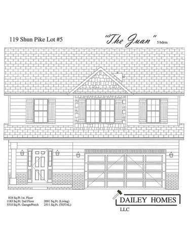 119 Shun Pike, Nicholasville, KY 40356 (MLS #20010296) :: The Lane Team