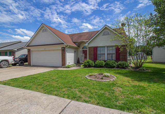 259 Holly Lane, Paris, KY 40361 (MLS #20010552) :: Better Homes and Garden Cypress