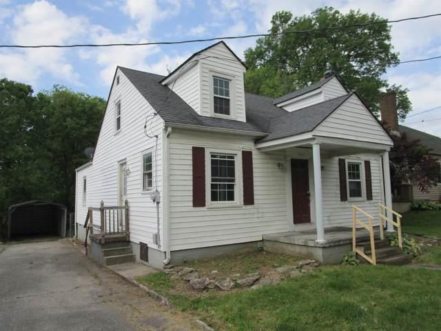 404 W Chestnut Street, Nicholasville, KY 40356 (MLS #20010584) :: Better Homes and Garden Cypress