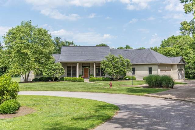 291 Creek Ridge Drive, Nicholasville, KY 40356 (MLS #20010636) :: Robin Jones Group
