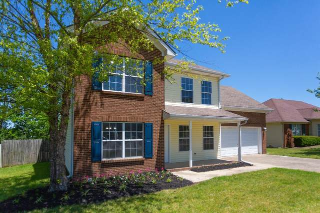557 Southbrook Drive, Nicholasville, KY 40356 (MLS #20010764) :: Shelley Paterson Homes | Keller Williams Bluegrass