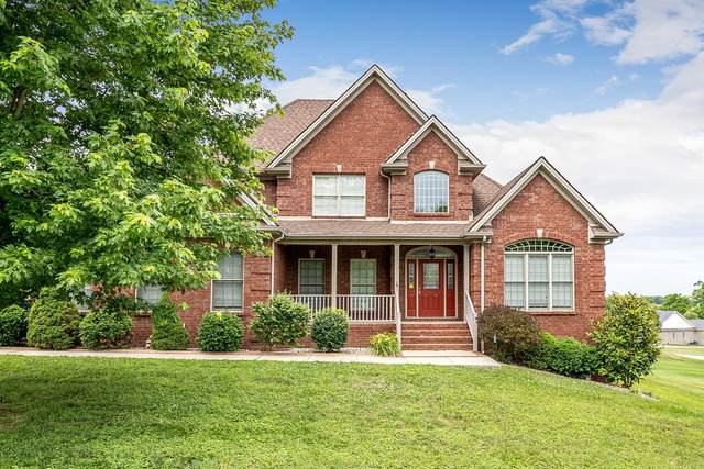 107 Brentwood Drive, Winchester, KY 40391 (MLS #20011940) :: The Lane Team