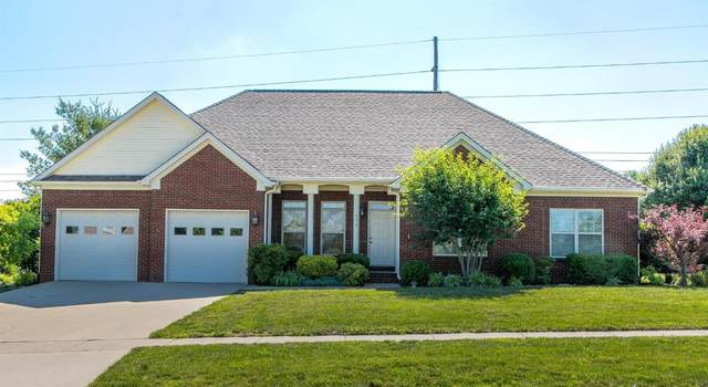 172 Ridge View Road, Danville, KY 40422 (MLS #20012038) :: Shelley Paterson Homes | Keller Williams Bluegrass