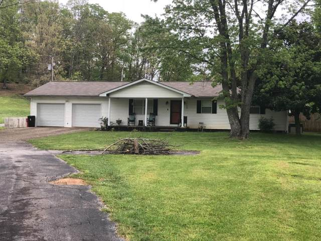 130 Oak Grove Church Road, Corbin, KY 40701 (MLS #20012196) :: Better Homes and Garden Cypress