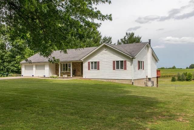 121 Lake Village Drive, Harrodsburg, KY 40330 (MLS #20012284) :: Nick Ratliff Realty Team