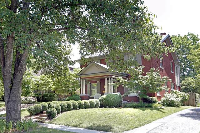 402 Dudley Road, Lexington, KY 40502 (MLS #20012314) :: The Lane Team