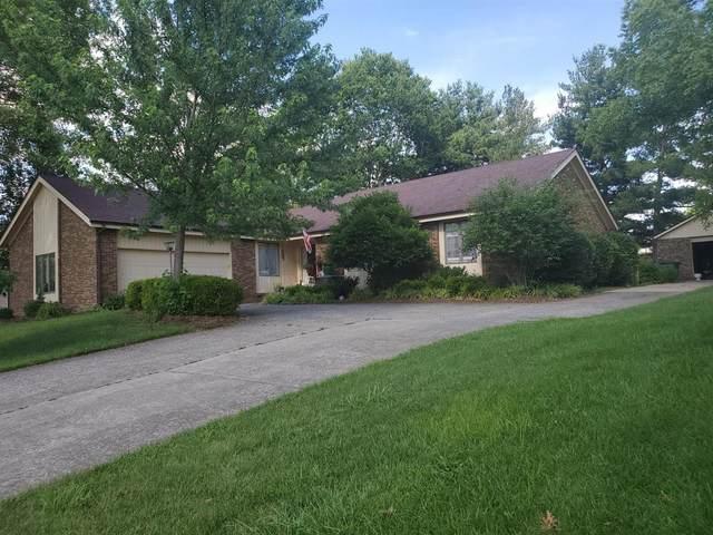 115 Fairway Drive, Nicholasville, KY 40356 (MLS #20012343) :: Shelley Paterson Homes | Keller Williams Bluegrass