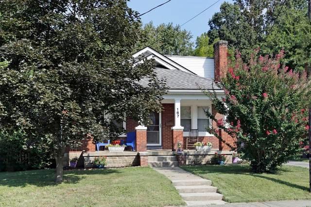 167 Sherman Avenue, Lexington, KY 40502 (MLS #20012363) :: Shelley Paterson Homes | Keller Williams Bluegrass