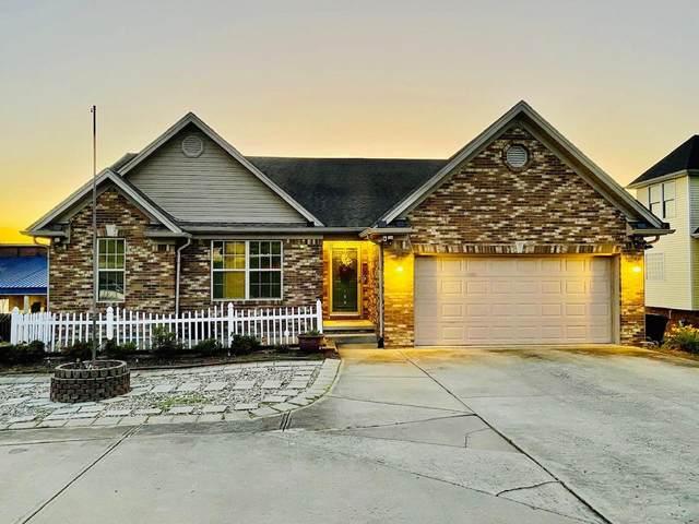 168 Locust Ridge Road, Frankfort, KY 40601 (MLS #20012470) :: Shelley Paterson Homes   Keller Williams Bluegrass