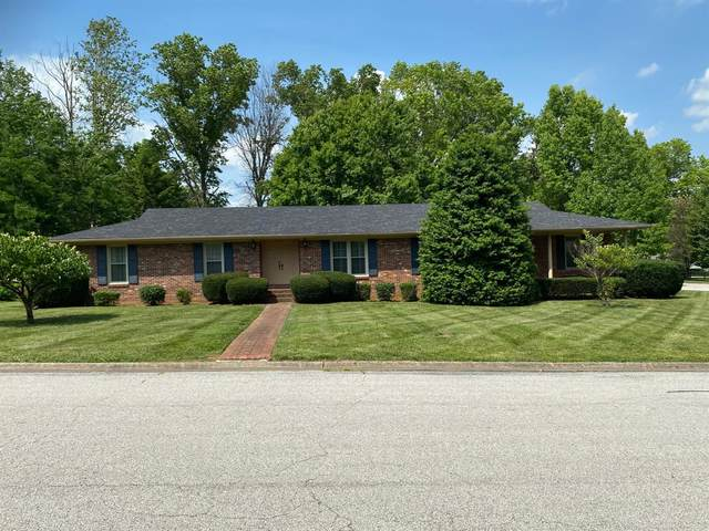 206 Gayland, Midway, KY 40347 (MLS #20012572) :: The Lane Team