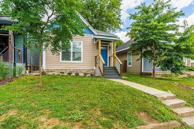 645 N Limestone, Lexington, KY 40508 (MLS #20012686) :: Shelley Paterson Homes   Keller Williams Bluegrass