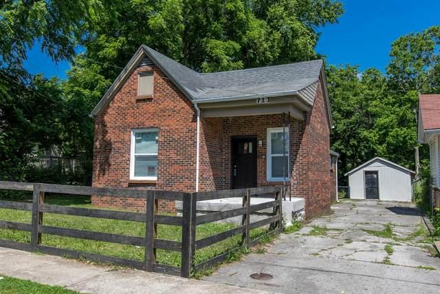 713 Jackson Street, Lexington, KY 40505 (MLS #20012715) :: Nick Ratliff Realty Team