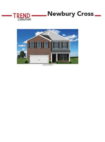 125 Mcafee Drive, Nicholasville, KY 40356 (MLS #20012791) :: Shelley Paterson Homes | Keller Williams Bluegrass