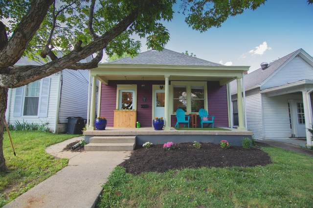 222 E Fourth Street, Frankfort, KY 40601 (MLS #20012799) :: Shelley Paterson Homes | Keller Williams Bluegrass
