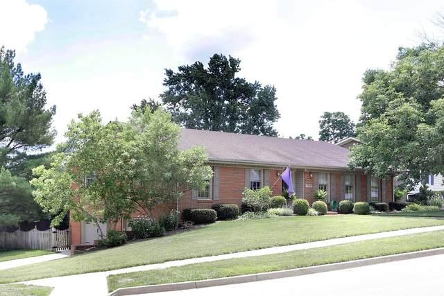 1100 Pepperhill Circle, Lexington, KY 40502 (MLS #20012863) :: The Lane Team