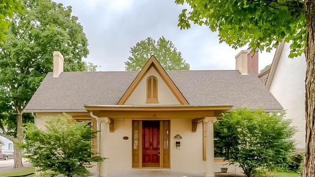 301 Logan Street, Frankfort, KY 40601 (MLS #20013034) :: Shelley Paterson Homes | Keller Williams Bluegrass