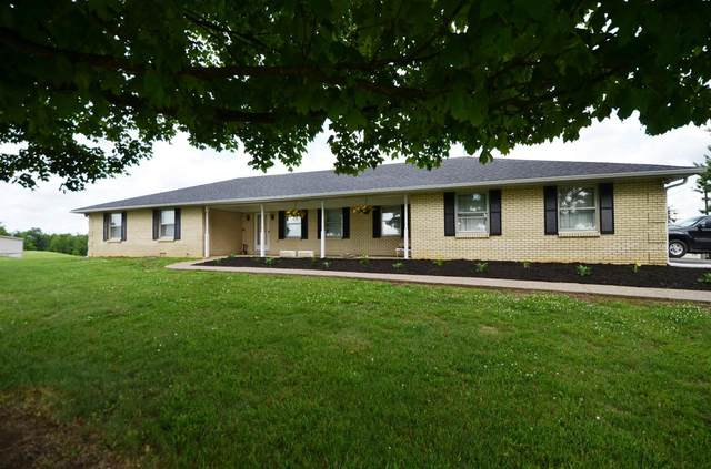 179 Mcafee Lane, Salvisa, KY 40372 (MLS #20013188) :: Nick Ratliff Realty Team