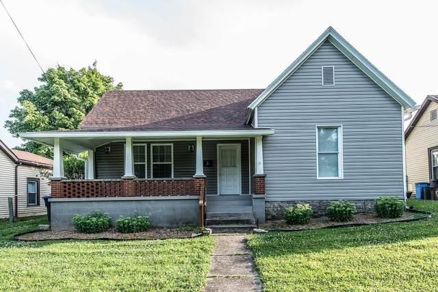 409 Dailey Avenue, Frankfort, KY 40601 (MLS #20013199) :: Shelley Paterson Homes | Keller Williams Bluegrass
