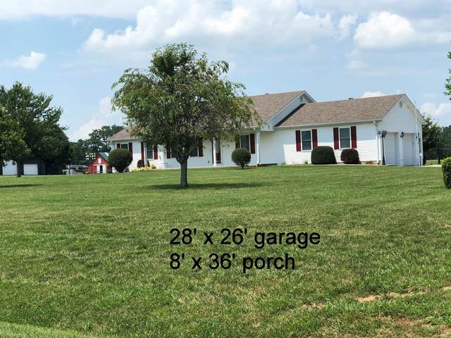7732 Ky Hwy 1369, Stanford, KY 40484 (MLS #20013564) :: The Lane Team