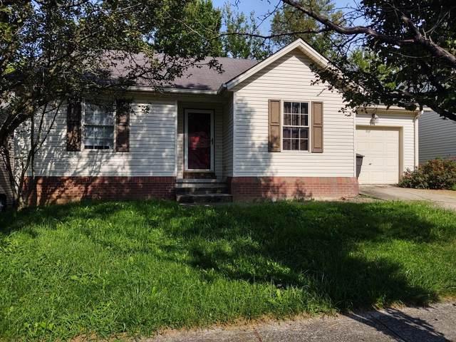 511 Hidden Hills Drive, Winchester, KY 40391 (MLS #20013691) :: The Lane Team