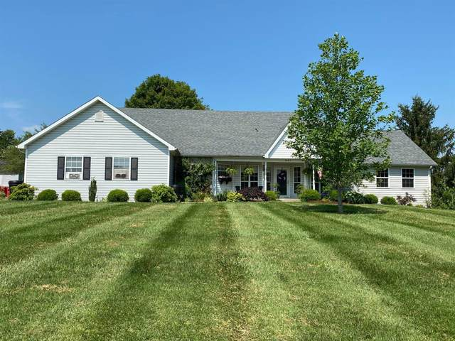 1067 Bittersweet Lane, Frankfort, KY 40601 (MLS #20013697) :: The Lane Team
