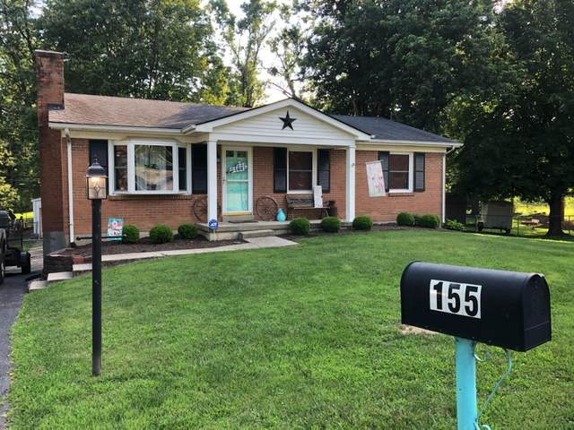 155 Cherokee Drive, Winchester, KY 40391 (MLS #20014035) :: Shelley Paterson Homes | Keller Williams Bluegrass