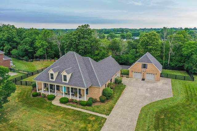 113 Whispering Brook Drive, Nicholasville, KY 40356 (MLS #20014431) :: The Lane Team