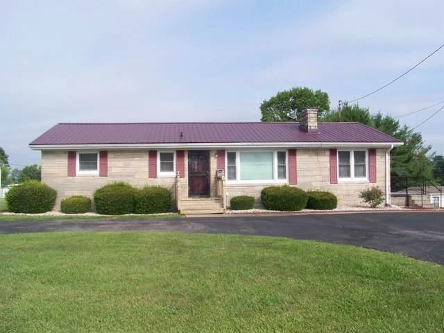 1219 Old Owingsville Road, Mt Sterling, KY 40353 (MLS #20014506) :: Nick Ratliff Realty Team