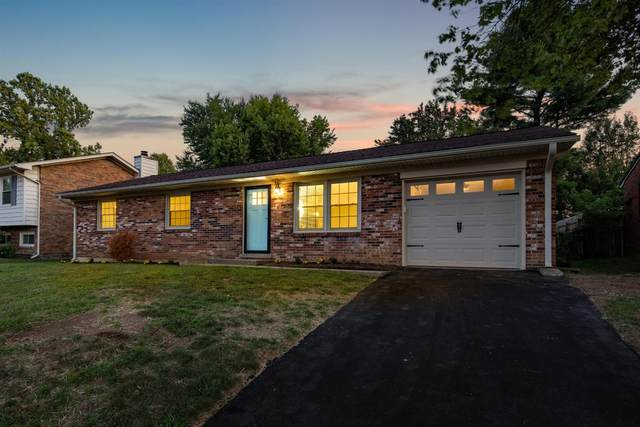 610 Stonehaven Drive, Lexington, KY 40505 (MLS #20014524) :: Better Homes and Garden Cypress