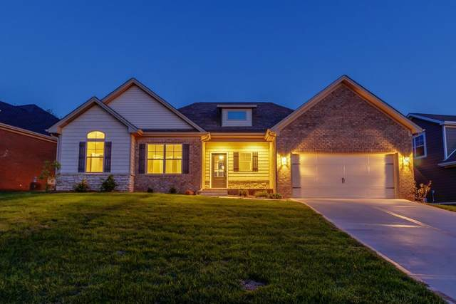 143 Whispering Pines Drive, Frankfort, KY 40601 (MLS #20014579) :: The Lane Team