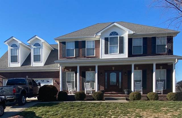 356 South Hill, Versailles, KY 40383 (MLS #20014770) :: The Lane Team