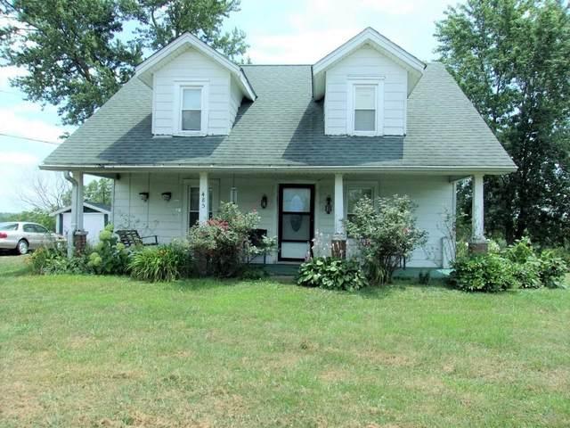 485 Dry Ridge Road, Frankfort, KY 40601 (MLS #20014914) :: Nick Ratliff Realty Team