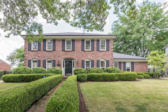 983 Edgewater Drive, Lexington, KY 40502 (MLS #20015091) :: Robin Jones Group