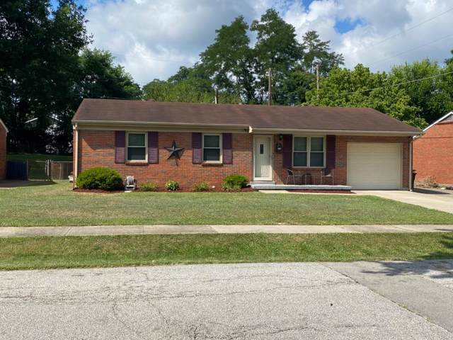 248 Hickory Drive, Frankfort, KY 40601 (MLS #20015169) :: The Lane Team
