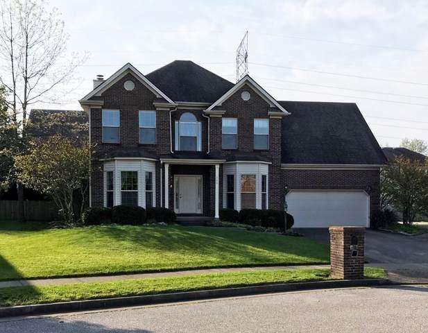 128 Quarter Mile Way, Nicholasville, KY 40356 (MLS #20015348) :: Robin Jones Group