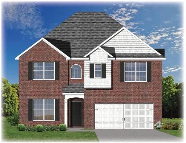 232 Blackthorn Drive, Nicholasville, KY 40356 (MLS #20015512) :: Better Homes and Garden Cypress