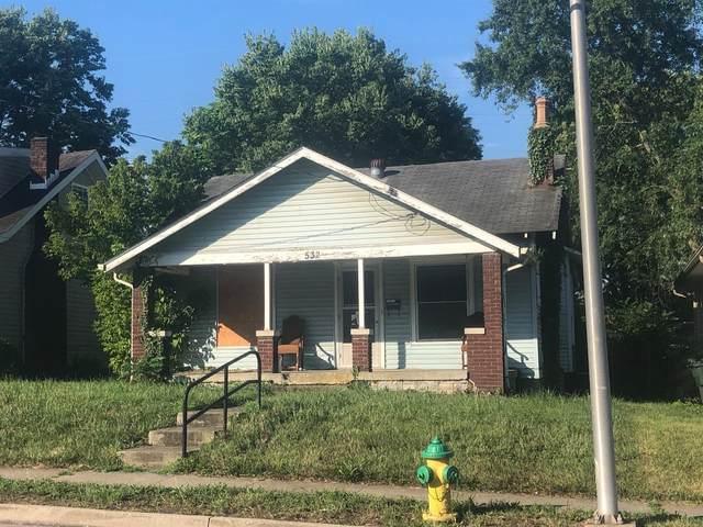 532 E Loudon, Lexington, KY 40505 (MLS #20015707) :: Nick Ratliff Realty Team