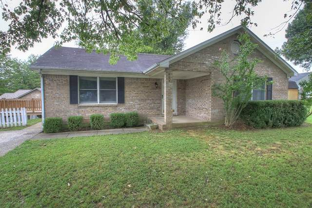 604 Orchard, Nicholasville, KY 40356 (MLS #20015871) :: Robin Jones Group