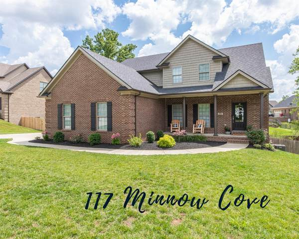 117 Minnow Cove Court, Nicholasville, KY 40356 (MLS #20016119) :: The Lane Team