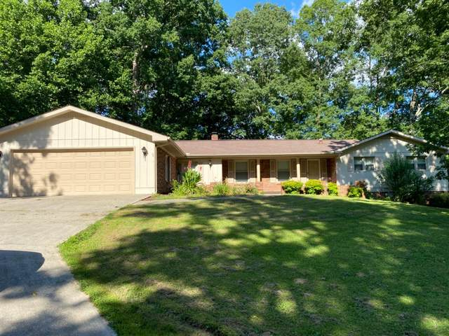 1105 Forest Circle Drive, Corbin, KY 40701 (MLS #20016209) :: Nick Ratliff Realty Team