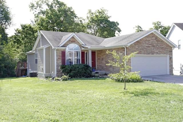 3272 Tiburon Way, Lexington, KY 40511 (MLS #20016561) :: Robin Jones Group