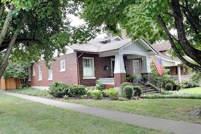 198 N Ashland Avenue, Lexington, KY 40502 (MLS #20016586) :: Better Homes and Garden Cypress
