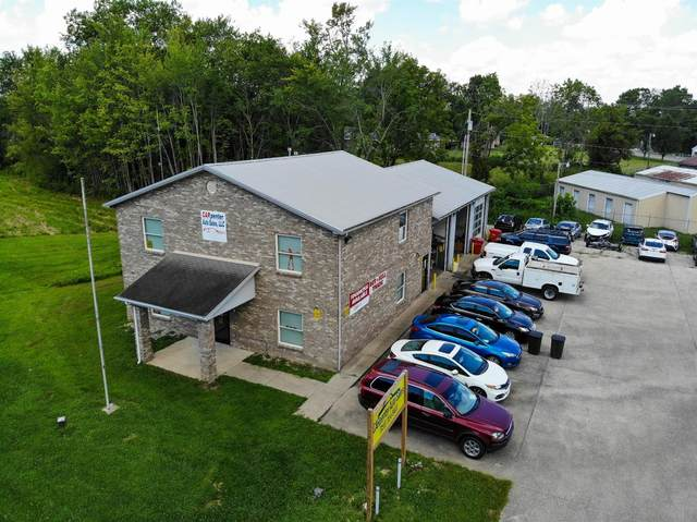 400 Highway 1016, Berea, KY 40403 (MLS #20016737) :: Robin Jones Group