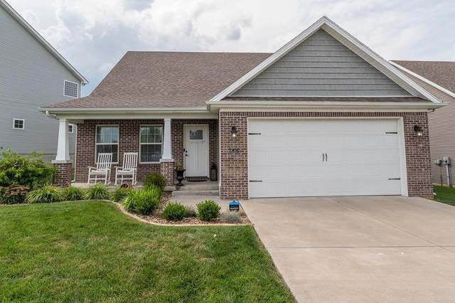 169 Sutton Place Drive, Georgetown, KY 40324 (MLS #20016909) :: Robin Jones Group